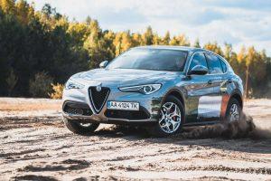 Тест-драйв Alfa Romeo Stelvio на отечественных дорогах пройден