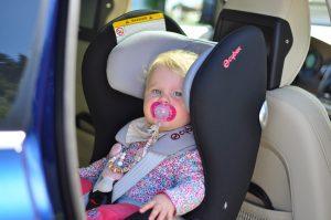 Автокресла cybex для поездок с детьми